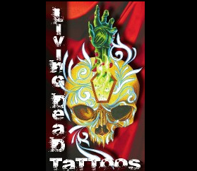 Brian Gallagher – Living Dead Tattoos – Haverstraw, NY